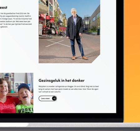 Doordeogenvan.org