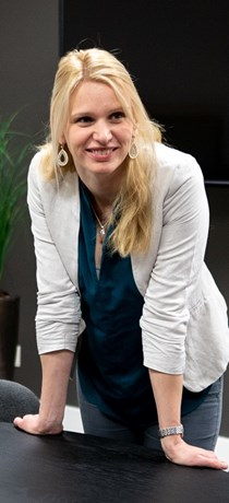 Mandy van der Hooft